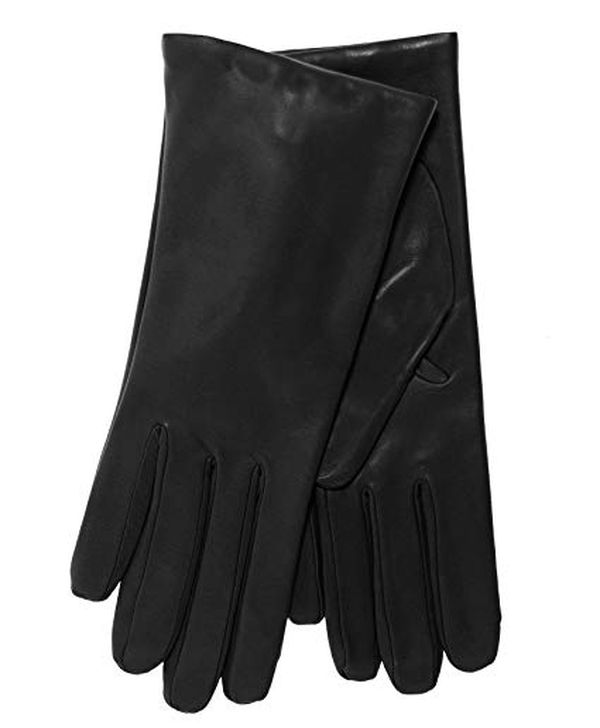 Fratelli Orsini Everyday Womens Italian Cashmere Lined Leather Gloves