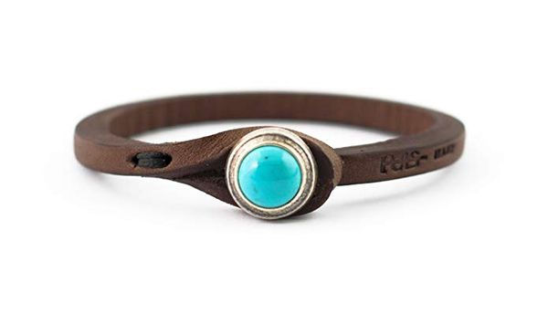 Genuine Italian Leather Bracelet in Multiple Color Combinations