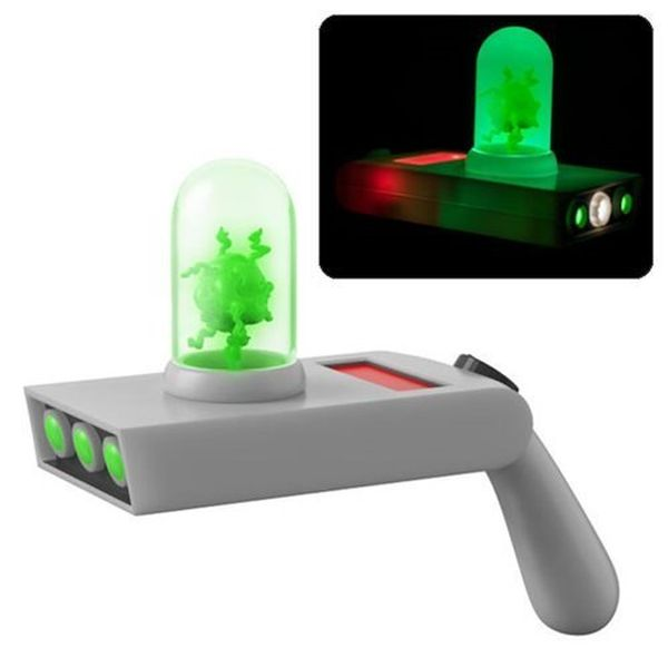 Gift ideas of Rick and Morty portal gun 4