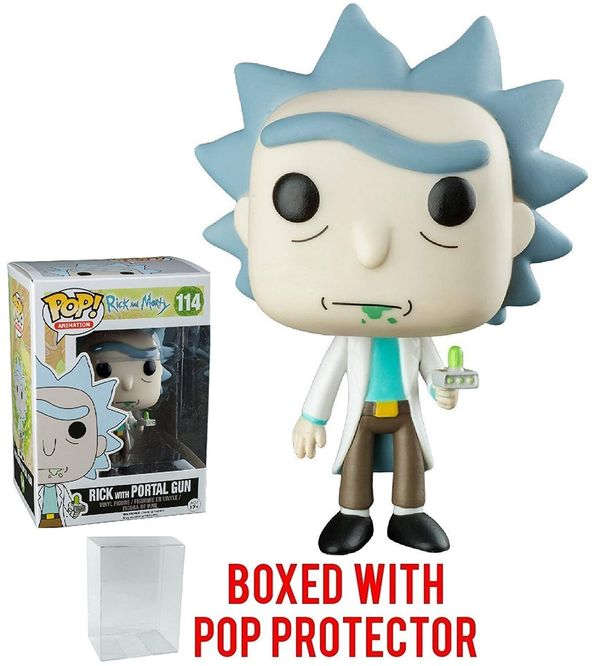 Gift ideas of Rick and Morty portal gun 5
