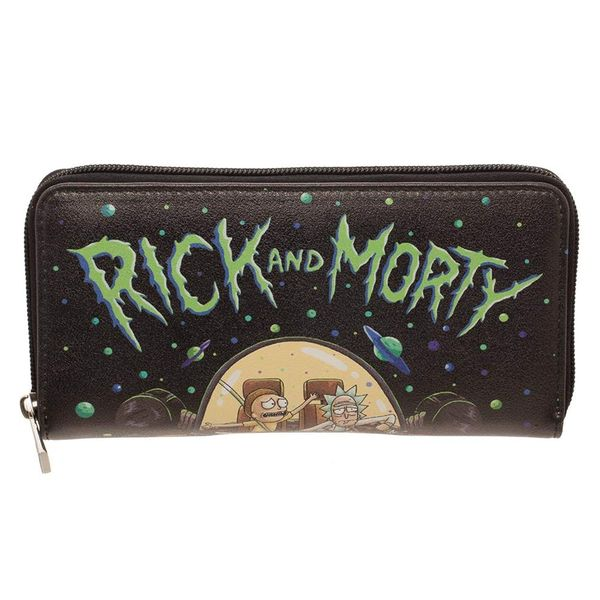 Gift ideas of Rick and Morty wallet 4