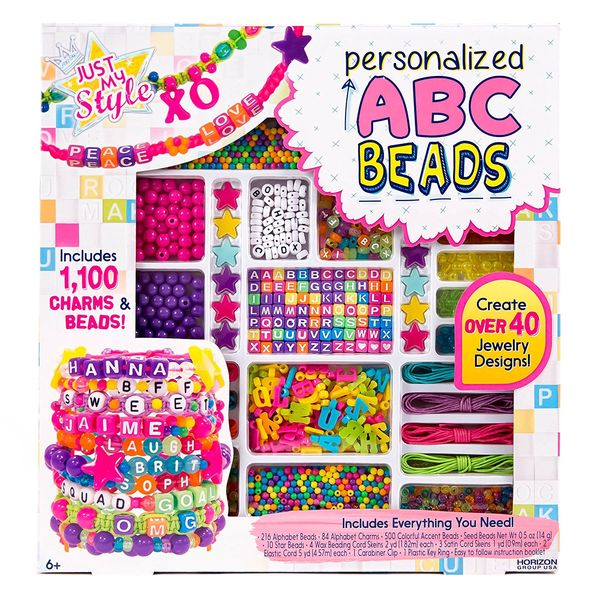 Just My Style ABC Beads by Horizon Group the USA