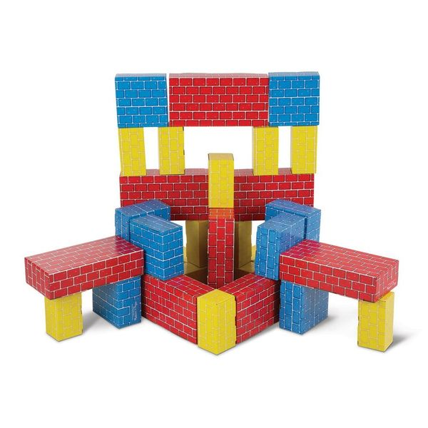 Mega Blocks interesting and fun game for boys age 2