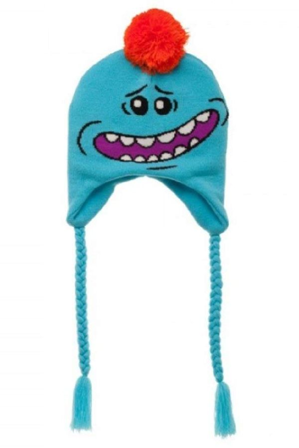 Mr Meeseeks costume as a gift 1