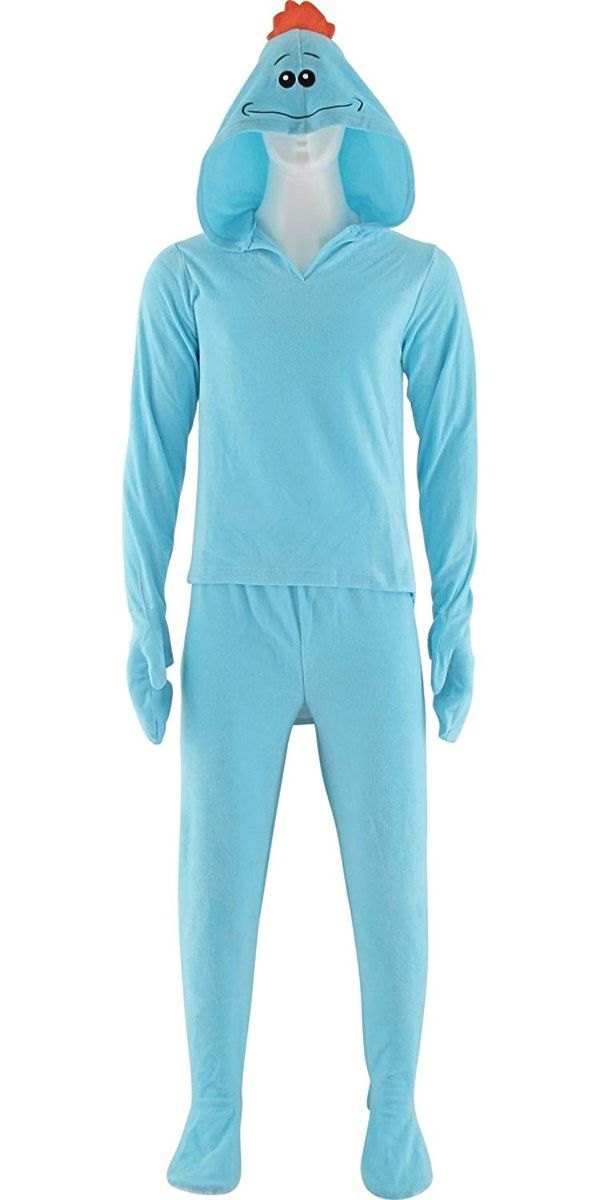 Mr Meeseeks costume as a gift 2