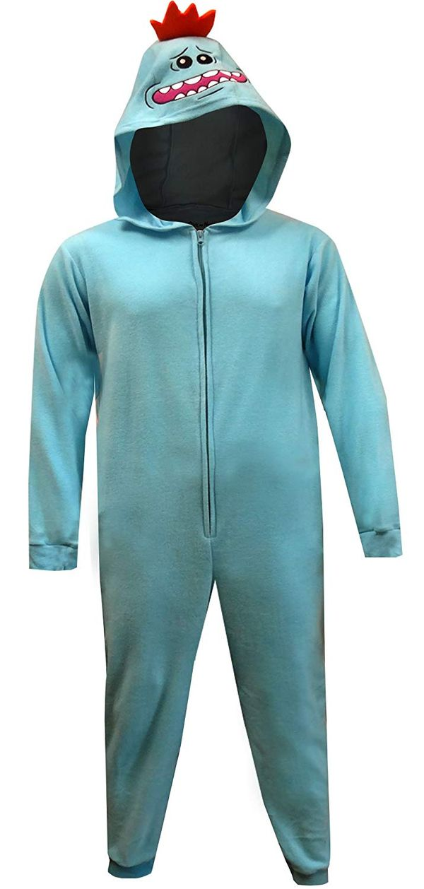 Mr Meeseeks costume as a gift 3