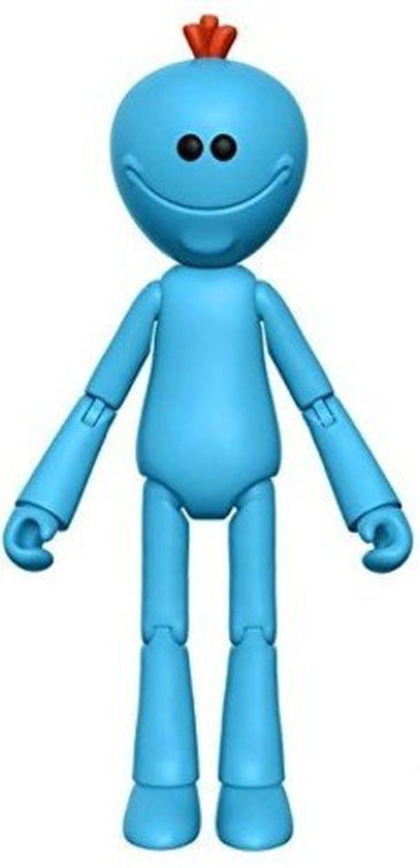 Mr Meeseeks doll merchandise 3