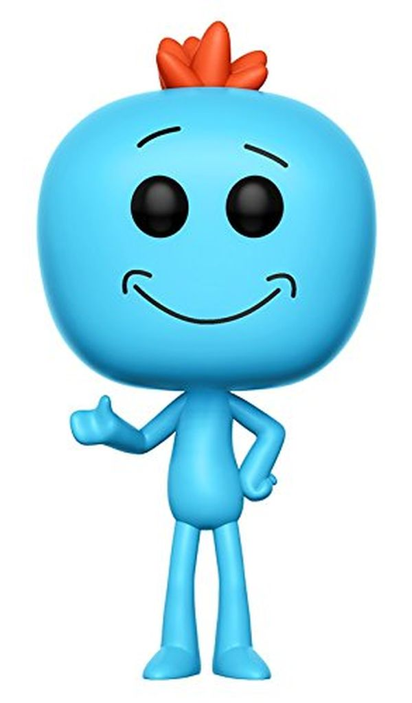 Mr Meeseeks doll merchandise 6