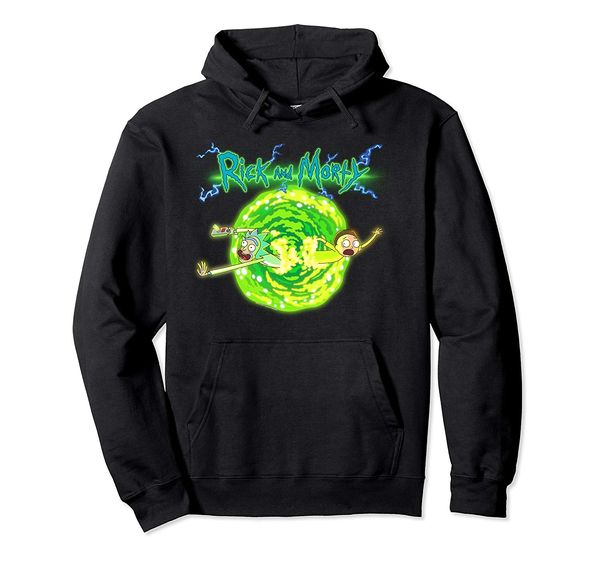 Rick amp Morty hoodie gifts 2