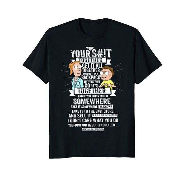 Rick and Morty T shirt and tank top gifts 4