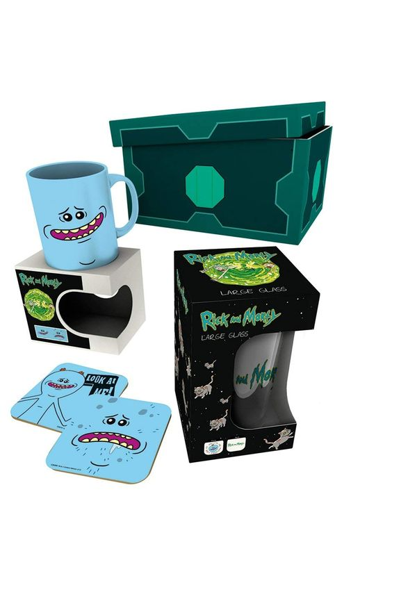 Rick and Morty box set merch 3