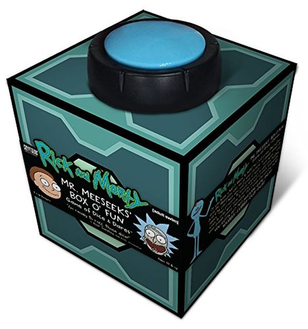 Rick and Morty box set merch 4