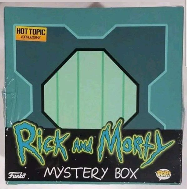 Rick and Morty box set merch 5