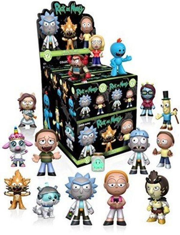 Rick and Morty box set merch 6