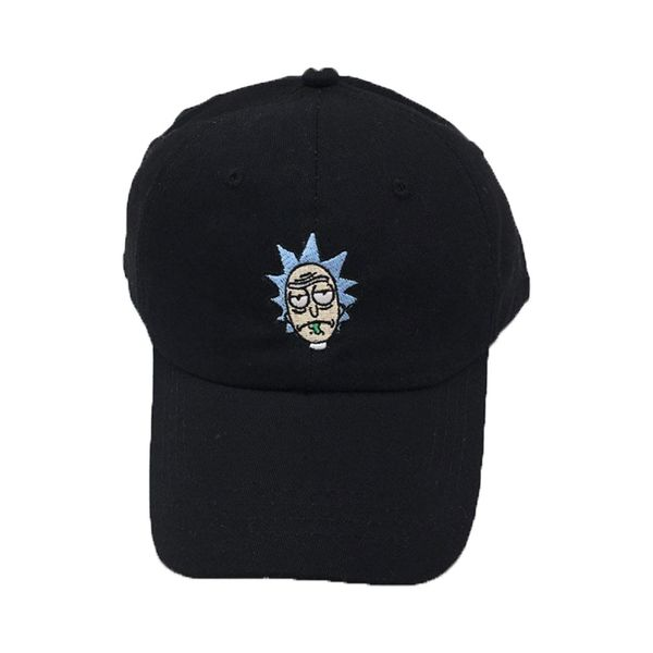 Rick and Morty hat merch 1