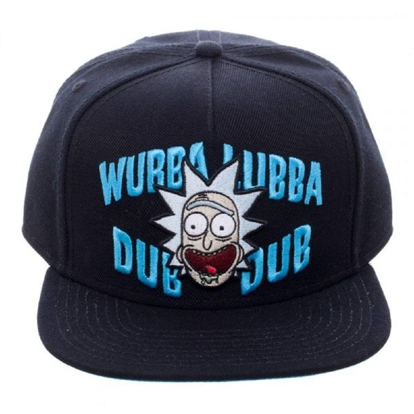 Rick and Morty hat merch 3