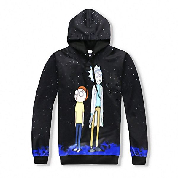 Rick and Morty jacket merchandise 4