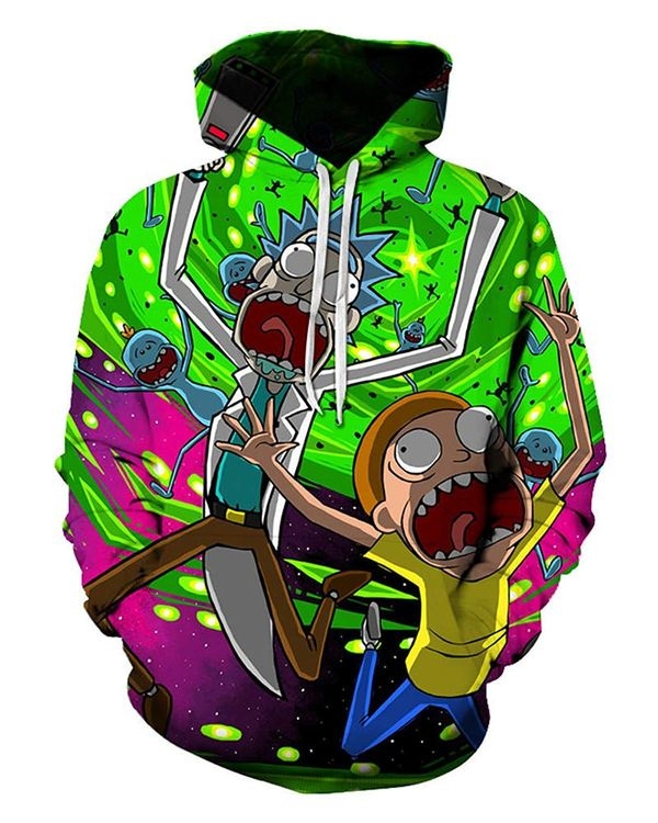 Rick and Morty jacket merchandise 6