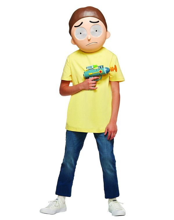 Rick and Morty masks as presents 1
