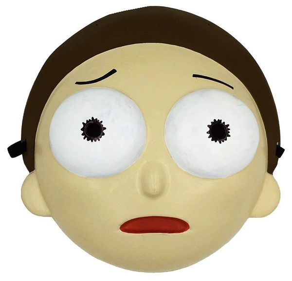 Rick and Morty masks as presents 4