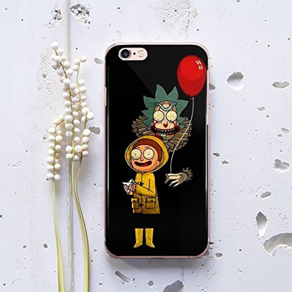 Rick and Morty phone case gifts 1
