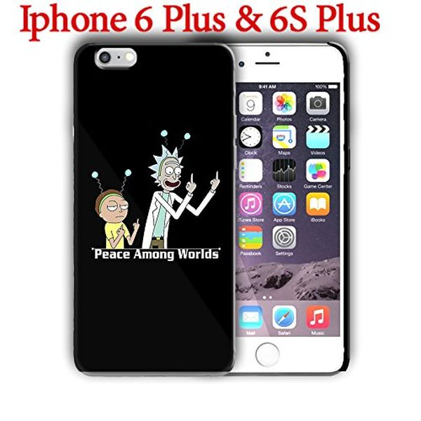 Rick and Morty phone case gifts 2