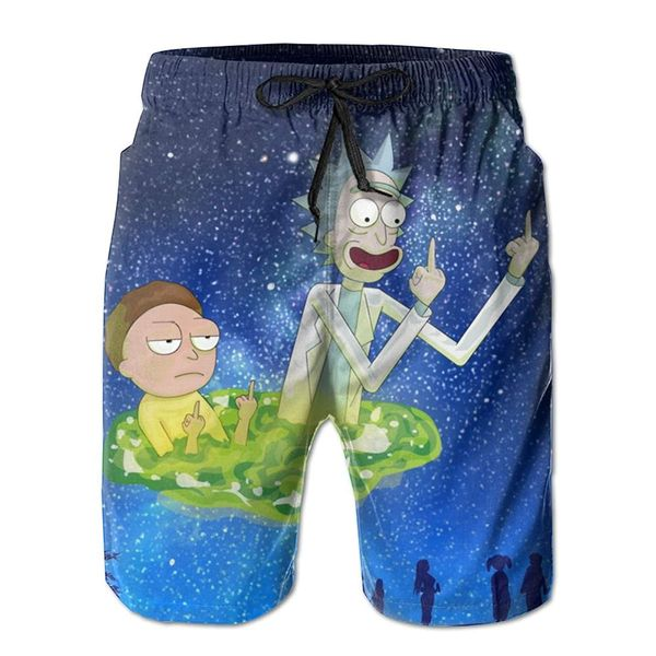 Rick and Morty shorts merch 4