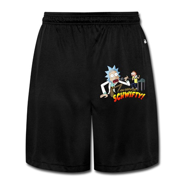 Rick and Morty shorts merch 5