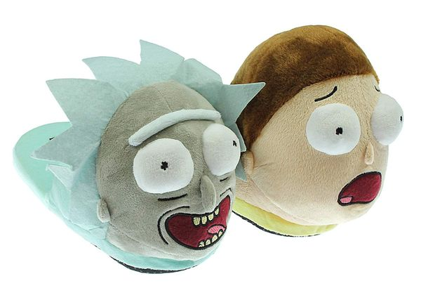 Rick and Morty slippers to give as a gift 3