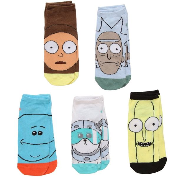 Rick and Morty socks merchandise 3
