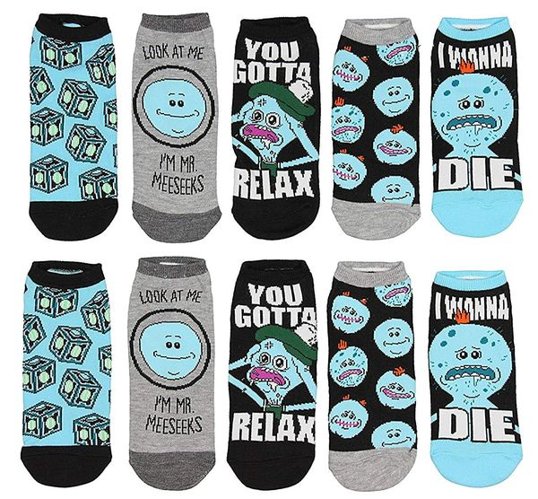 Rick and Morty socks merchandise 6