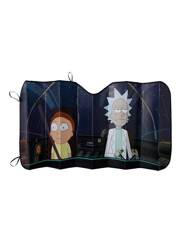 Rick and Morty sunshade merchandise 3