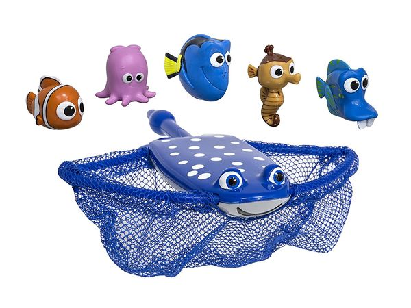 SwimWays Disney Finding Dory Mr. Rays Dive and Catch Game