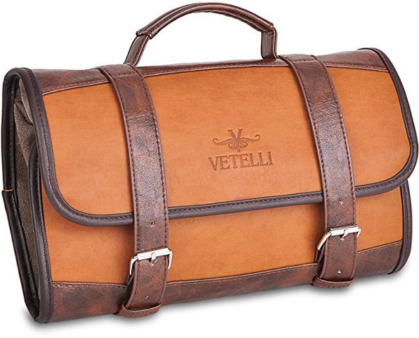 Vetelli Hanging Toiletry Bag