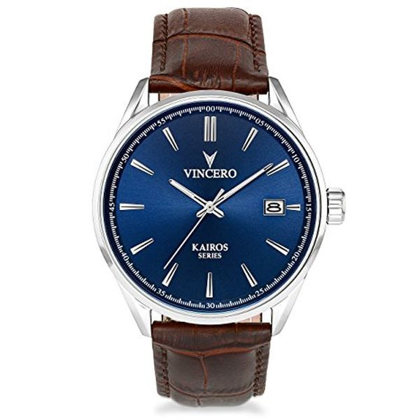 Vincero Luxury Mens Kairos Wrist Watch