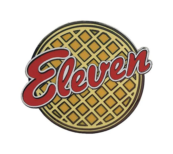 Balanced Co. Eleven Enamel Pin