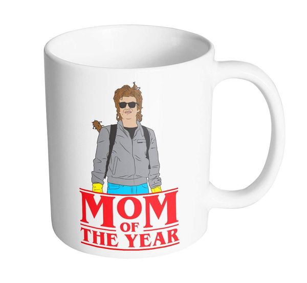 Mom of the Year 11 oz. Mug