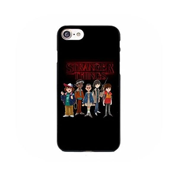 Mount Vinson Stranger Things Plastic Cover for iPhone