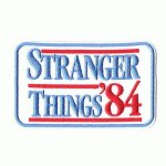 Netflixs Stranger Things Embroidered Iron on Patch