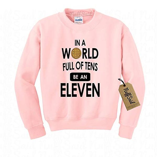 NuffSaid Eleven Sweatshirt Sweater Pullover
