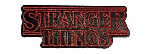 Stranger Things Enamel Pin by Real Sic