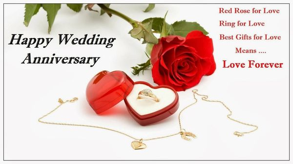Best Images to Have Happy Wedding Anniversary 3