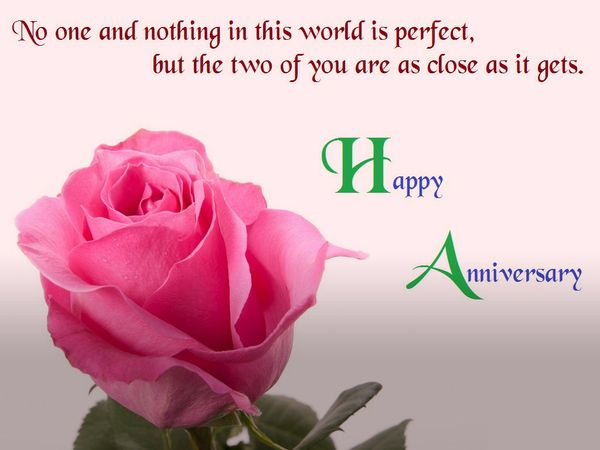 Nice Happy Anniversary to You Both Pics 5