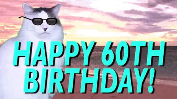 Awesome 60th Birthday Memes and GIFs 7