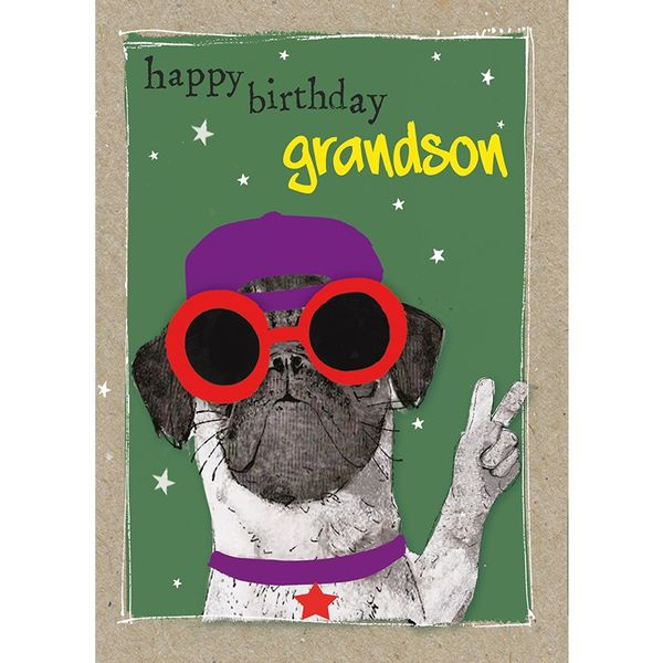 Happy Birthday Wishes For Grandson, Bday Grandson Quotes