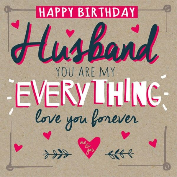 Birthday Wishes For Husband: 120 Ways To Say Happy
