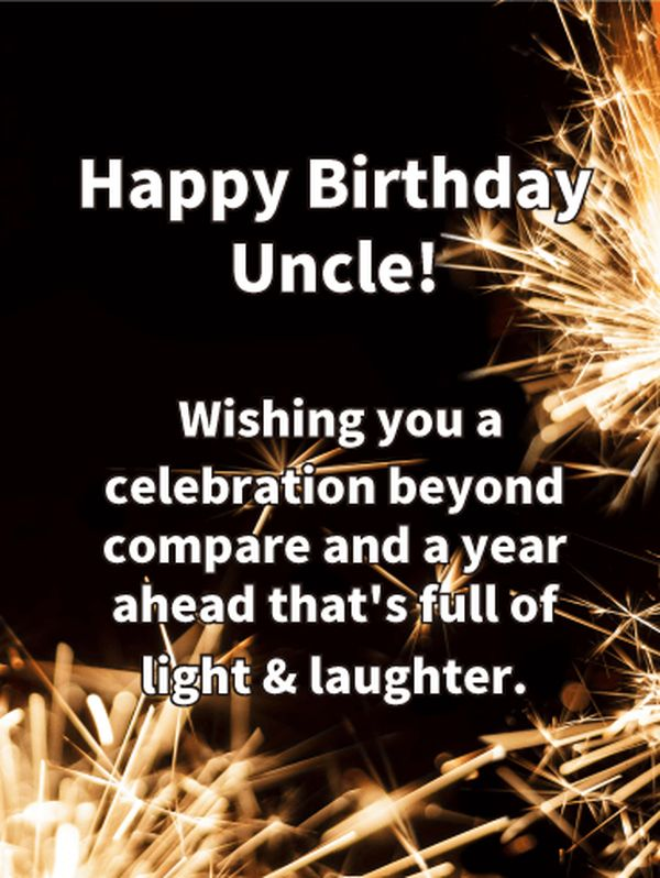 Best happy birthday uncle images 6
