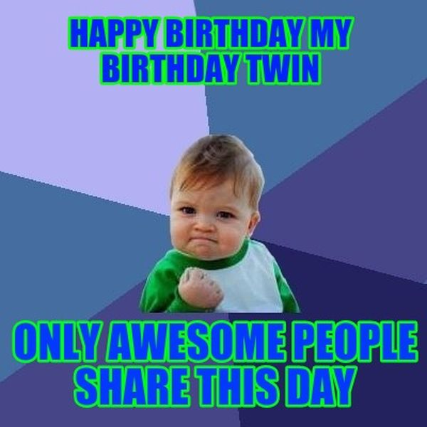 Best Happy Birthday Twins Quotes And Wishes