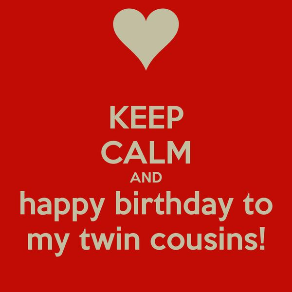 Happy Birthday Twins Images 3