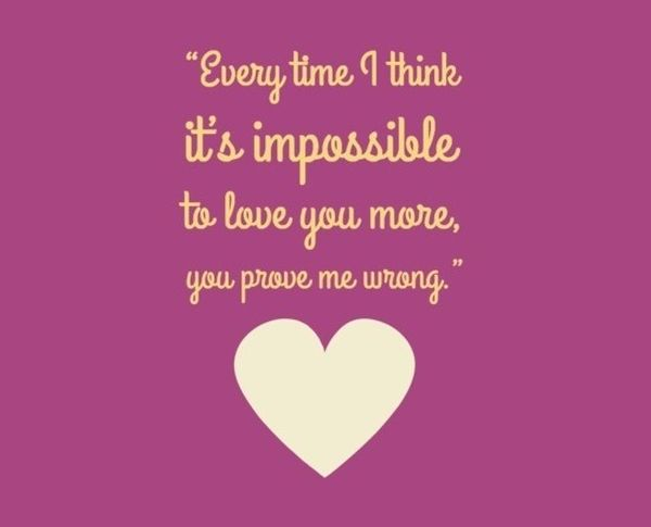 Cute Love Quotes For Him Romantic Sayings For Him From The Heart